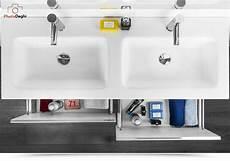 mobile bagno doppio lavello mobile bagno moderno sospeso 120 cm doppio lavabo resina