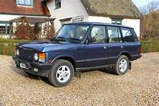 Range Rover Classic 1994 Vogue Se 3 9 Auto Condition
