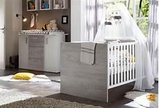 wickelkommode und babybett babyzimmer spar set 187 helsinki 171 2 tlg babybett