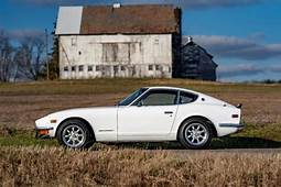 1971 Datsun 240z 174k Miles White 4 Speed L24 Manual