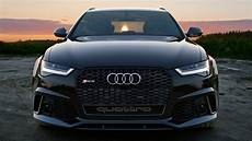 2017 Audi Rs6 Performance Blacked Out 605hp Exterior