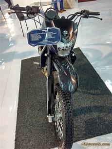 Satria Modif Trail by Memperkenalkan All New Suzuki Satria F150 Fi Black