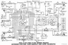 1964 Ford Truck Wiring Diagrams Fordification Info The