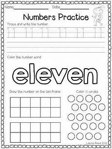 writing numbers 11 20 worksheets kindergarten 21175 flying into grade freebie for numbers 11 20 number and math activities for