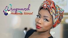 Headwrap Tutorial Wrapunzel