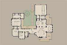 spanish revival house plans with courtyards spanish revival home plans hacienda courtyard house