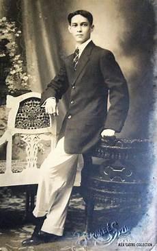 filipino men s fashion a history