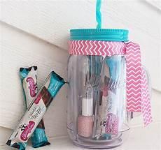geschenkideen für freundin diy jar tumbler treat yourself gift idea the