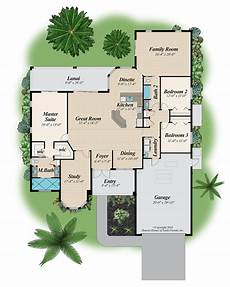 slater house plans the slater family room home plan 3 bedroom 2 bath 2 car