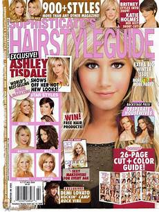hairstyle magazines for women