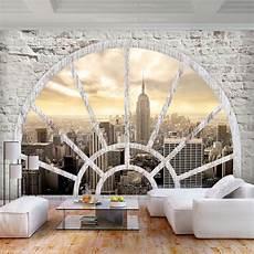 steinwand tapete wohnzimmer details zu vlies fototapete steinwand new york 3d effekt