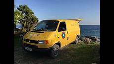 vw t4 transporter cer conversion ausbau