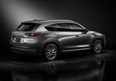 mazda cx 8 2018 mazda cx 8 unveiled with a diesel engine