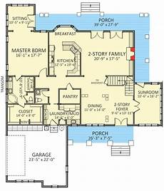 house plans with sunrooms spacious traditional home with sunroom 46266la