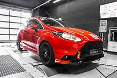 ford st 1 6 liter turbo tuned to 266 hp and 387 nm