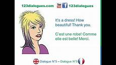 Dialogue 5 Anglais Fran 231 Ais What Is