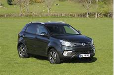 Ssangyong Launches Restyled 2017 Korando In The Uk