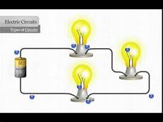 types of electrical circuits youtube
