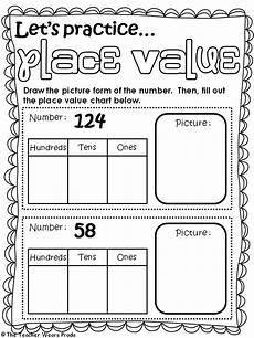 fraction place value worksheets 4146 place value worksheets 2nd grade second grade place value worksheets grade math