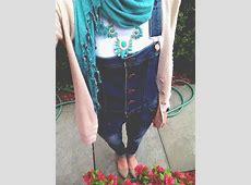 Hijabi fashion  overalls ?   Muslim style   Pinterest