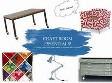 craft room essentials craft room essentials 6 things your craft room needs
