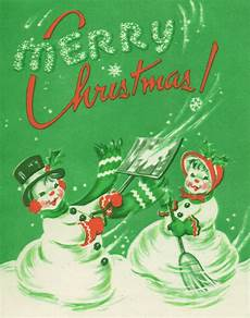 free vintage digital sts merry christmas