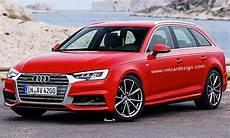 Audi A4 Facelift 2018 Illustration Audi A4 Audi And Cars