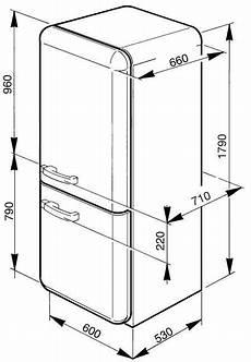 taille frigo standard hauteur standard frigo table de cuisine