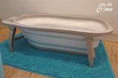 baignoire petit espace mon joli coeur ma baignoire pliable ultra compacte