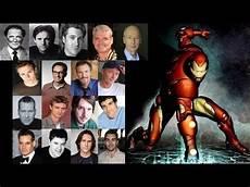 Iron Man Darsteller Comparing The Voices Iron