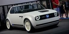 Honda Ev Concept Retro Style Meets Tomorrow S Tech In Honda S Ev