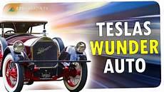 Nikola Teslas Wunderauto Erfand Er Den Raumenergie