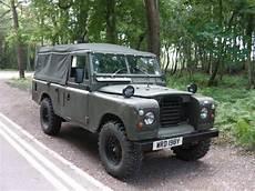 1983 Land Rover Series 3 109 2 25 Petrol