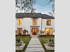 Stucco Exterior Home Design Ideas, Remodels & Photos