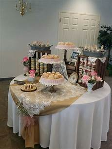 dessert table for rehearsal dinner combined all the wonderful ideas from pinterest posts