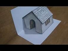 Cara Menggambar Rumah 3d Hebat