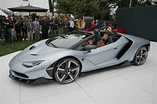 5 Cool Facts About The Lamborghini Centenario Roadster