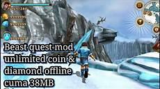 beast quest mod apk offline