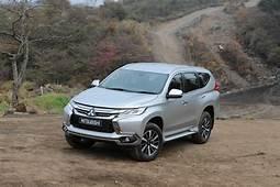 2016 Mitsubishi Pajero Sport Review  First Drive
