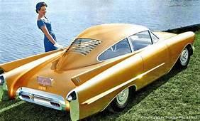 Oldsmobile Cutlass Concept Car 1954 BMWclassiccars  Bmw