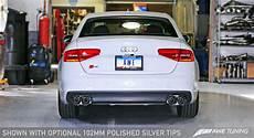 awe tuning exhaust for 2010 16 audi s4 sedan b8 b8 5 track edition3020 42020