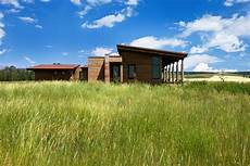 home on earth visionary residence in idaho comprised of rammed earth