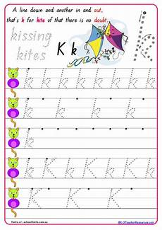 handwriting worksheets nsw font 21506 printable handwriting practice sheets k 3 resources