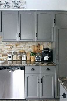 stunning ideas of grey kitchen cabinets