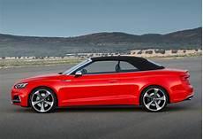 2018 Audi A5 Cabriolet Will Debut In La Auto Show