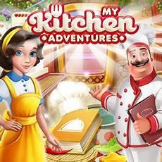 Kitchen Adventure by My Kitchen Adventures Free Kizi