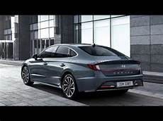 When Will The 2020 Hyundai Sonata Be Available by 2020 Hyundai Sonata Reveals Striking New Design