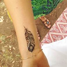 Similar Design But Smaller Feather Wrist