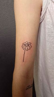 Blumen Arm - small flower for arm small meaningful