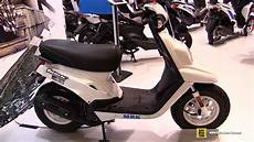 2016 Mbk Booster Deezer 50cc Scooter Walkaround 2015